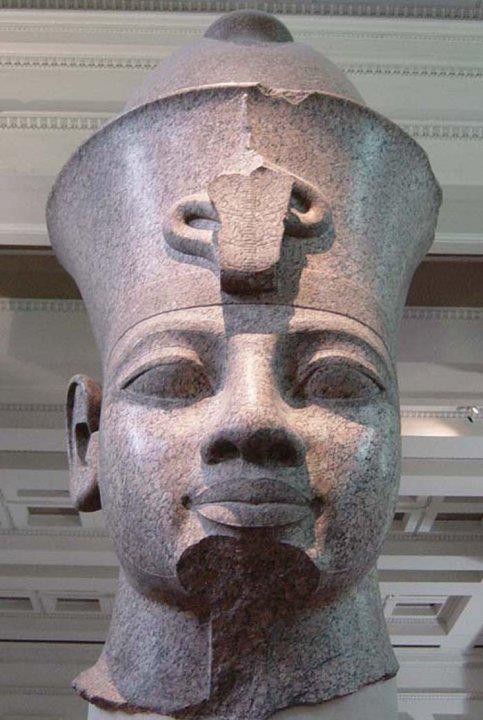 Pharaoh Menkheperre Djehuty-Mesu (most known as Thutmose III), the greatest African ever