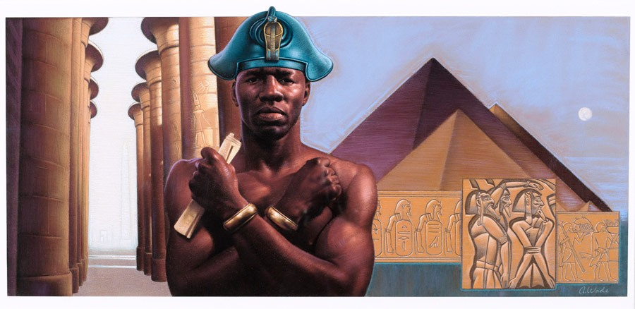 Djehuty-Mesu (Thutmose III), the Greatest African ever