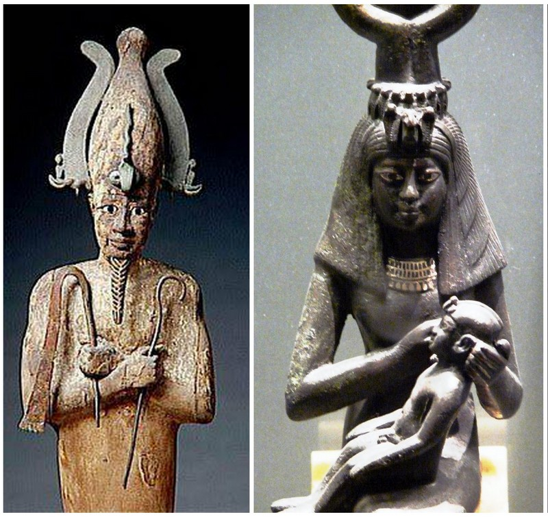The ancient Egyptians were Black