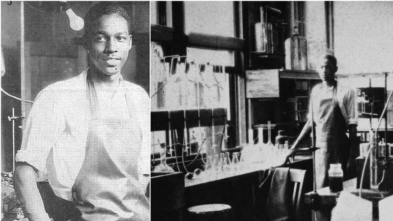 Vivien Thomas, Inventor of the Blue Baby syndrome treatment