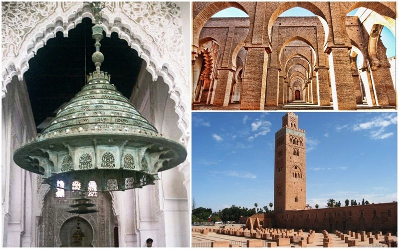 Architectural jewels of the Almohad kings in Morocco