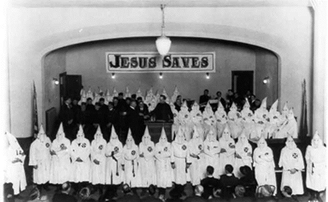 kkk_jesus_saves