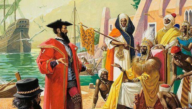 Le terrorisme des esclavagistes européens et la destruction de l'Afrique