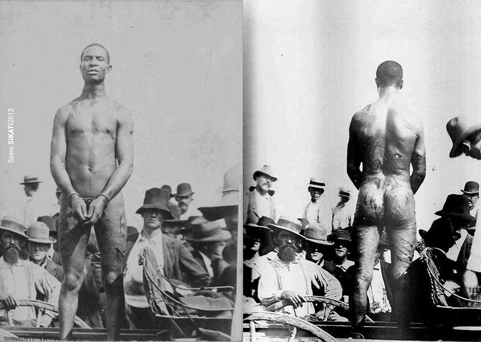 Le traitement du dépendant ou esclave en Afrique fut à des années lumières de la cruauté, l'exceptionnelle et inimaginable cruauté, qu'ont subit les Africains en Amérique, en Irak et en Tanzanie.