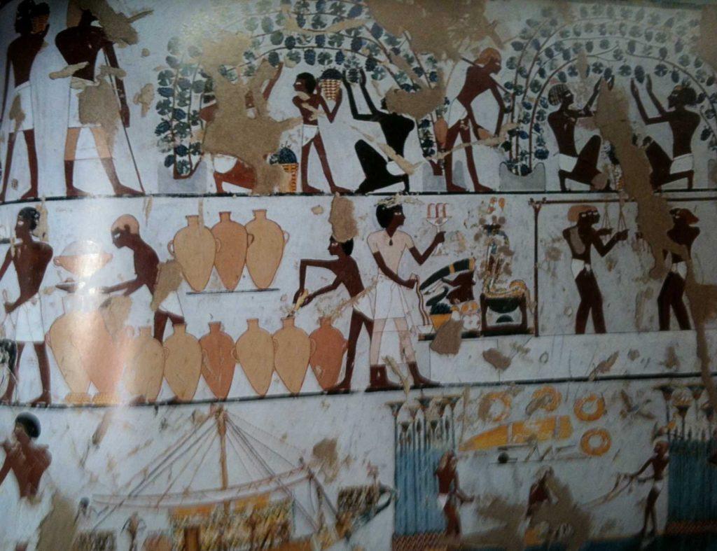 Travailleurs égyptiens
