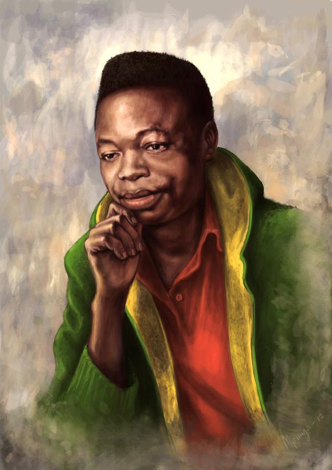 Um Nyobe aux couleurs du Cameroun Auteur inconnu