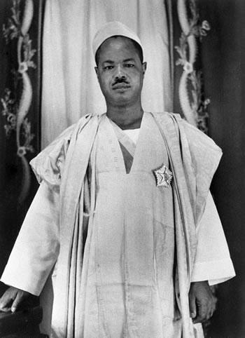 Amadou Ahidjo, premier président du Cameroun (1960-1982)