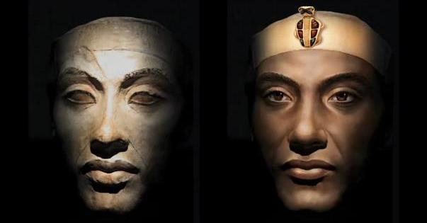 La réforme religieuse d'Akhenaton : mythes et réalité