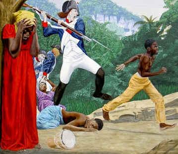 Napoléon a commis un génocide à Haiti et plus tard à la Guadeloupe. C'est lui qui a inventé les fameuses chambres à gaz qu'Hitler utilisera sur les Juifs