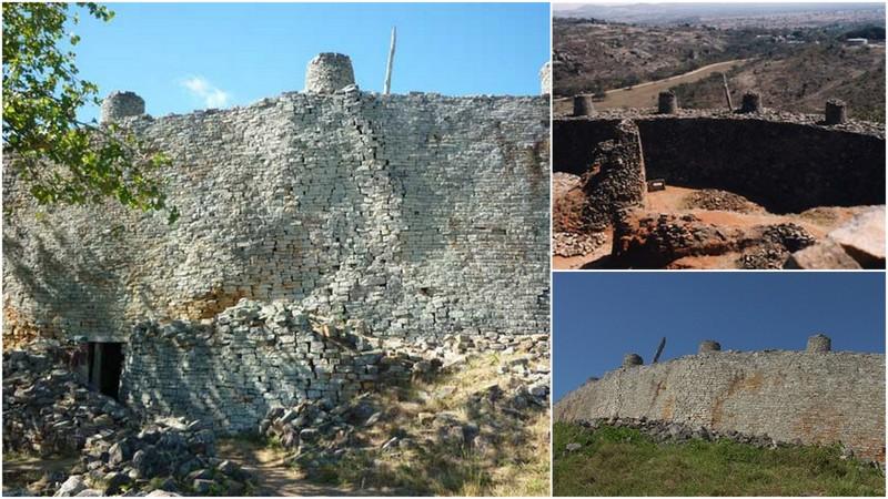 Le fort sur Mhanwa