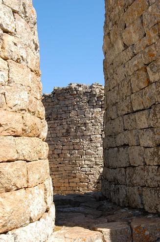 Vestiges of the Shona civilization