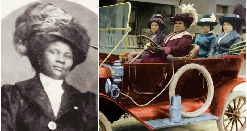 Madam CJ Walker, la 1ère femme entrepreneure et millionnaire aux USA