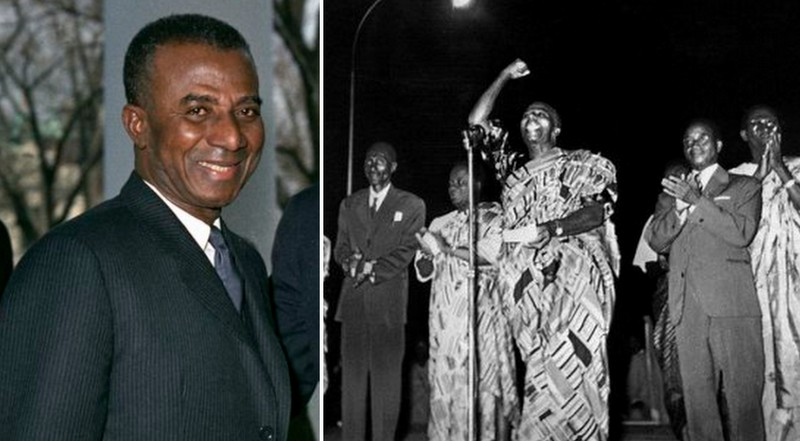 Sylvanus Olympio, la vie et l'assassinat par la France du premier président du Togo