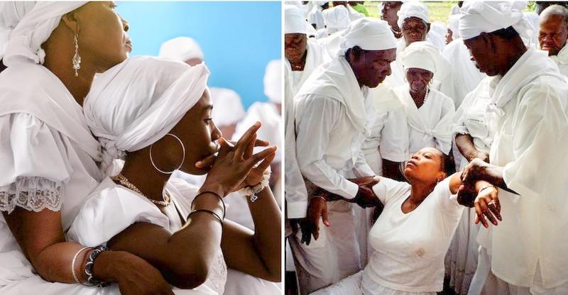 Le Vodou haïtien : origines et fondements
