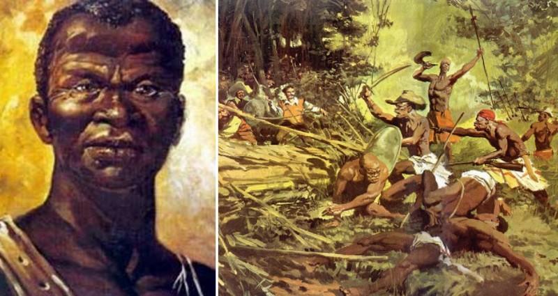 Zumbi, le plus grand résistant contre la mise en esclavage des Africains au Brésil