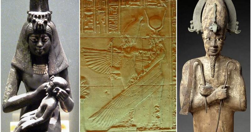 Aïssata & Ousiré (Isis & Osiris), la plus ancienne des histoires d'amour