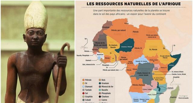 La place de l'Afrique dans le monde de demain : enjeux et horizon géostratégiques