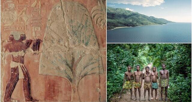 Pount (les grands Lacs Africains), la Terre Sainte des Egyptiens anciens