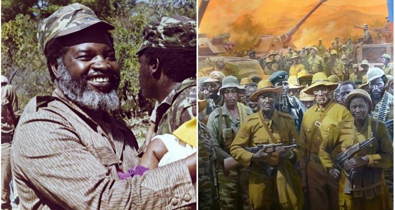 Sam Nujoma, le père de la Namibie