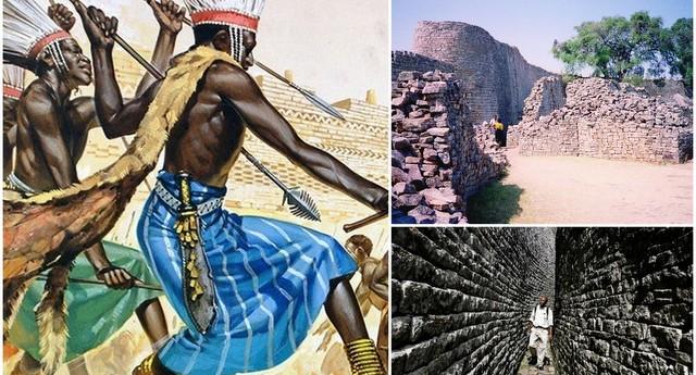 La grande civilisation de Zimbabwe